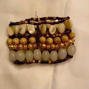Chico's cuff bracelet